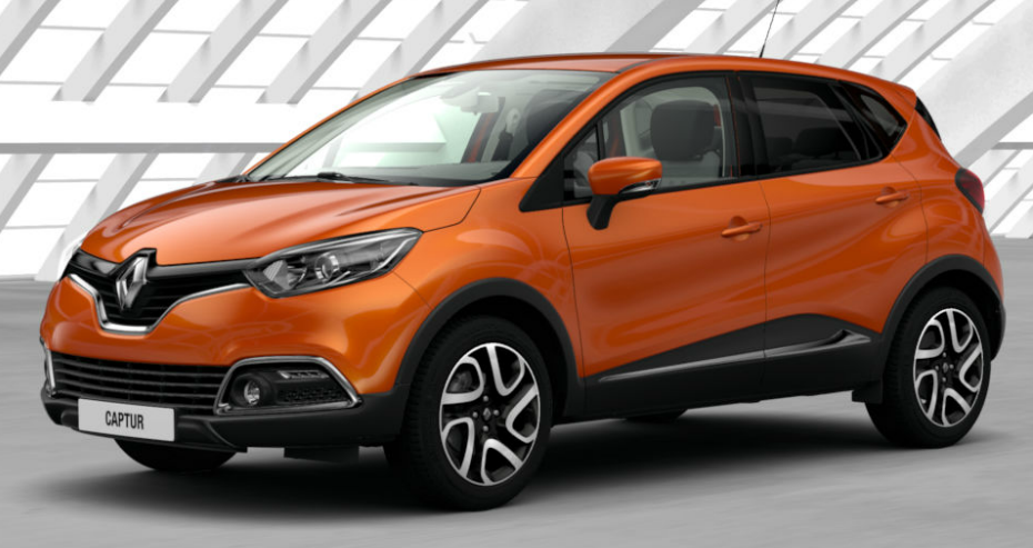 Renault_Captur_Orange_Arizona_french_car_geek
